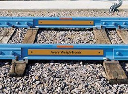 Railroad Scale